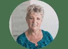 Erika M. - Patientin des Zahnärzte-Zentrum Zehlendorfer Welle